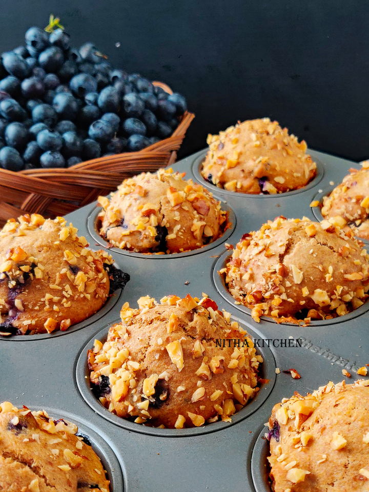 blue muffin L