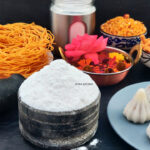 Homemade Raw Rice Flour | How to make Rice Flour Using Raw Rice from scratch