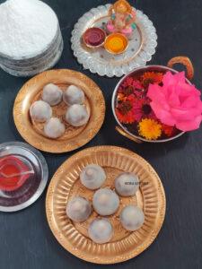 Peanut Kozhukattai Verkadalai Poorana Modhagam Video Recipe