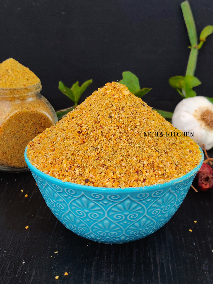 Pirandai Idli Dosa Podi Recipe