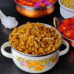 Black Eyed Peas Savory Sundal Recipe