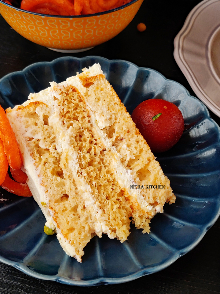 eggless tres leches cake video recipe