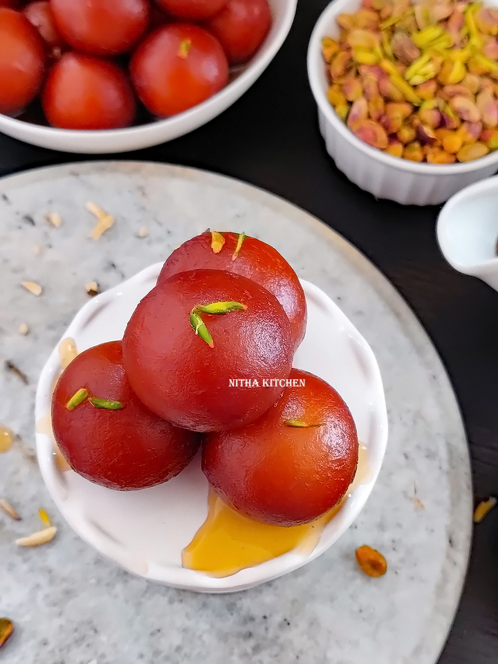 instant mix gulab jamun video recipe