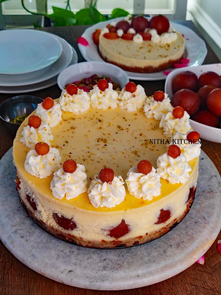 jamun cheesecake L 1