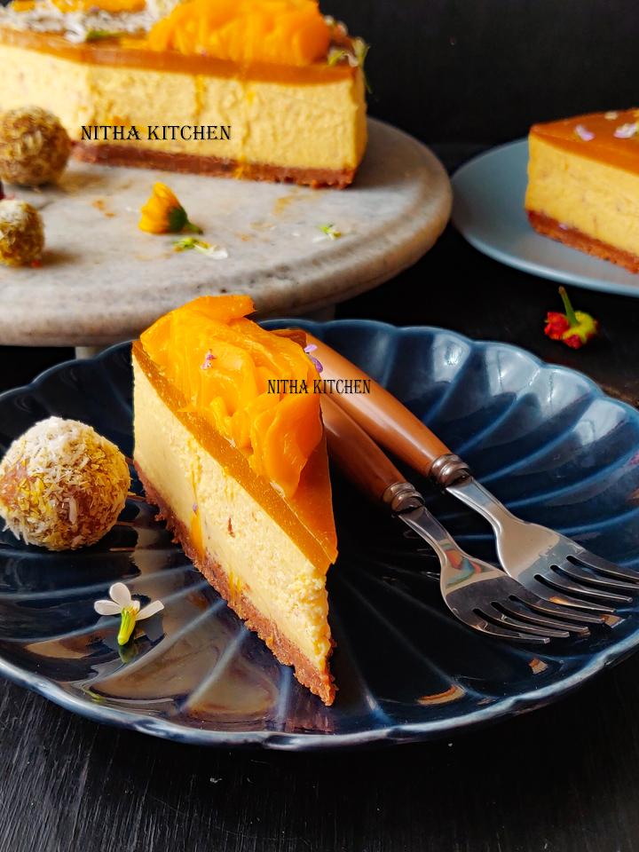 mango cheesecake0 L