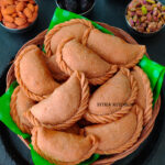Baked Wheat Gujiya Mawa Gujiya Recipe Gujiya Recipe Gujiya Video Recipe Mawa Gujiya filling how to make instant mawa for gujiya wheat gujiya nitha kitchen recipes