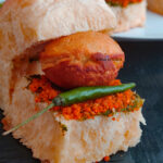 Vada Pav Recipe with Green Chutney