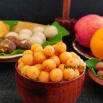 Appetizer and Snacks, coconut based savory chedai, Diwali, evening tea time snack recipe, Festive Specials, Gokulashtami Special, gokulasthami recipes, Indian Recipes, Indian Sweets and Snacks, janmasthami , krishna jayanthi recipes, Kids snack recipe ideas, Nitha Kitchen, savory crispy snack, savoury festival special recipes, uppu cheedai recipe, kaara seedai, savory seedai, savoury seedai recipe, uppu seedai,uppu seedai using instant rice flour, seedai using homemade urad dal flour,seedai recipe,seedai, krishna jayanthi, janmashtami recipe ideas, uppu seedai using readymade rice flour , uppu seedai using raw rice flour , instant rice flour seedai, homemade raw rice flour seedai recipe, raw rice seedai recipe, perfect seedai, no burst seedai, why seedai bursts, tips for no burst seedai