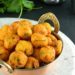 Cauliflower Hushpuppies | Veg Hush Puppy Video recipe